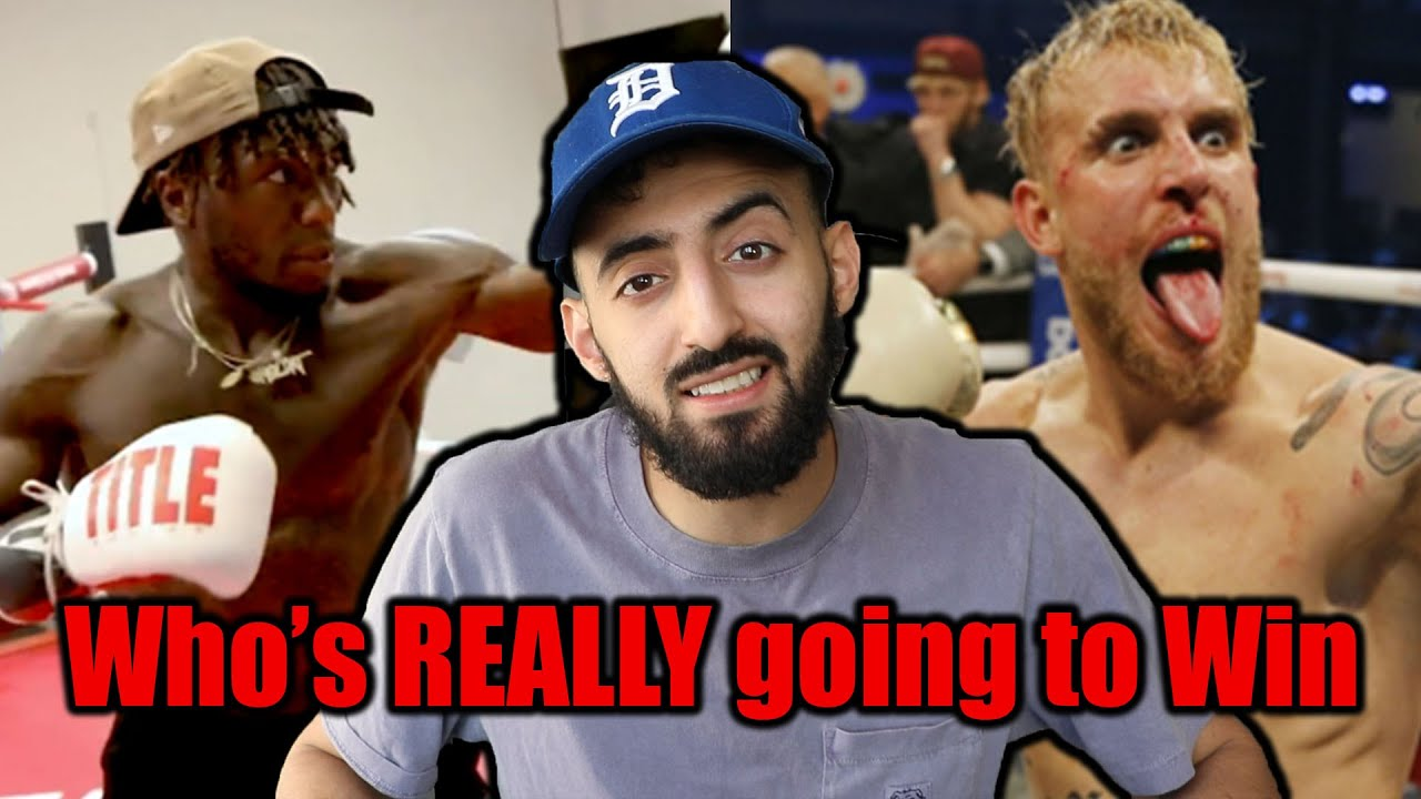 Why are Jake Paul and Nate Robinson fighting? A random interview ...