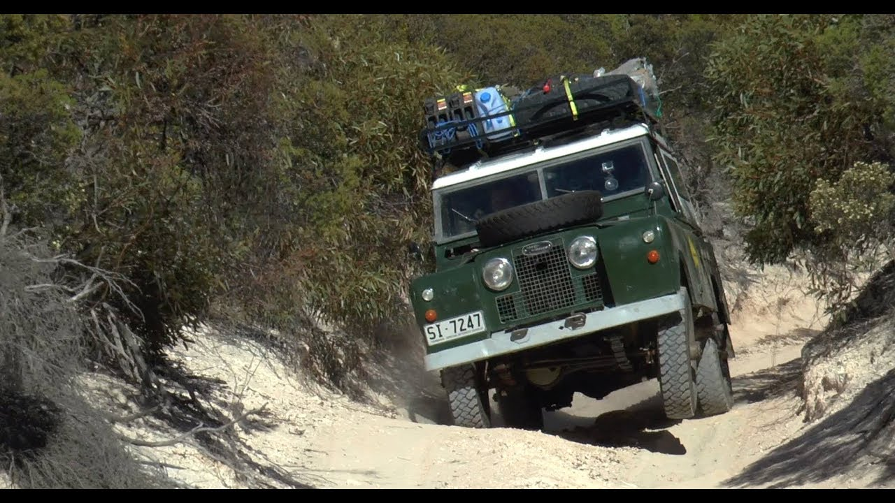 land rover series 2 - best first car - land rover - youtube