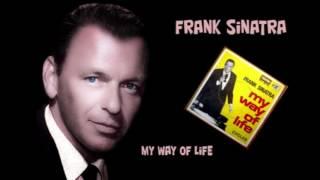 Gambar cover Frank Sinatra - My way of life (1968 )