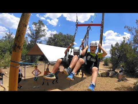 CCV Summer Camp at UCYC (Prescott, AZ)