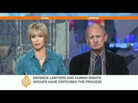International criminal lawyer discusses Guantanamo trial
