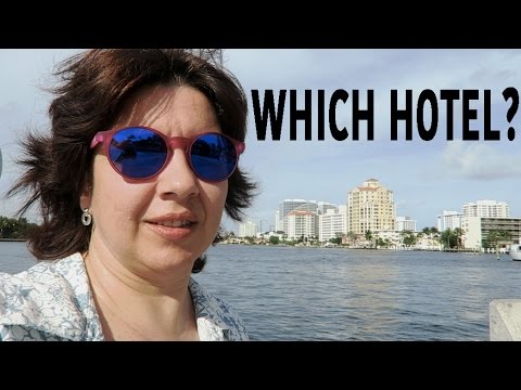 TIPS When Searching for a Hotel - Fort Lauderdale