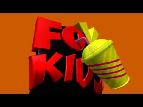 Fox Kids Europe Idents 2002-2004 thumbnail