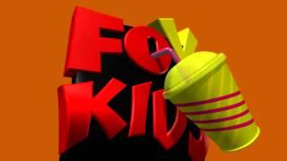 Fox Kids Europe Idents 2002-2004