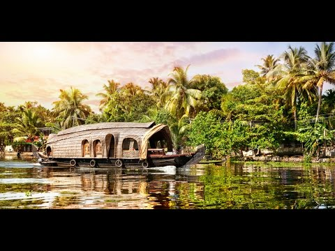 A Remarkable Open Train Journey through Gods Own Country (Kerala, India)