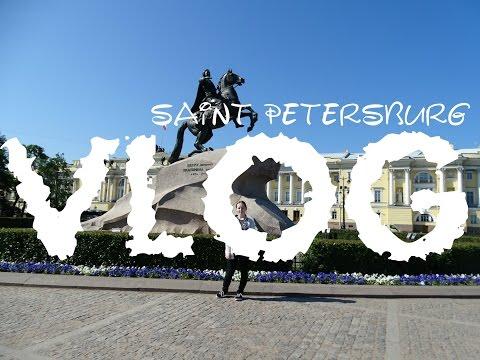 SAINT PETERSBURG VLOG