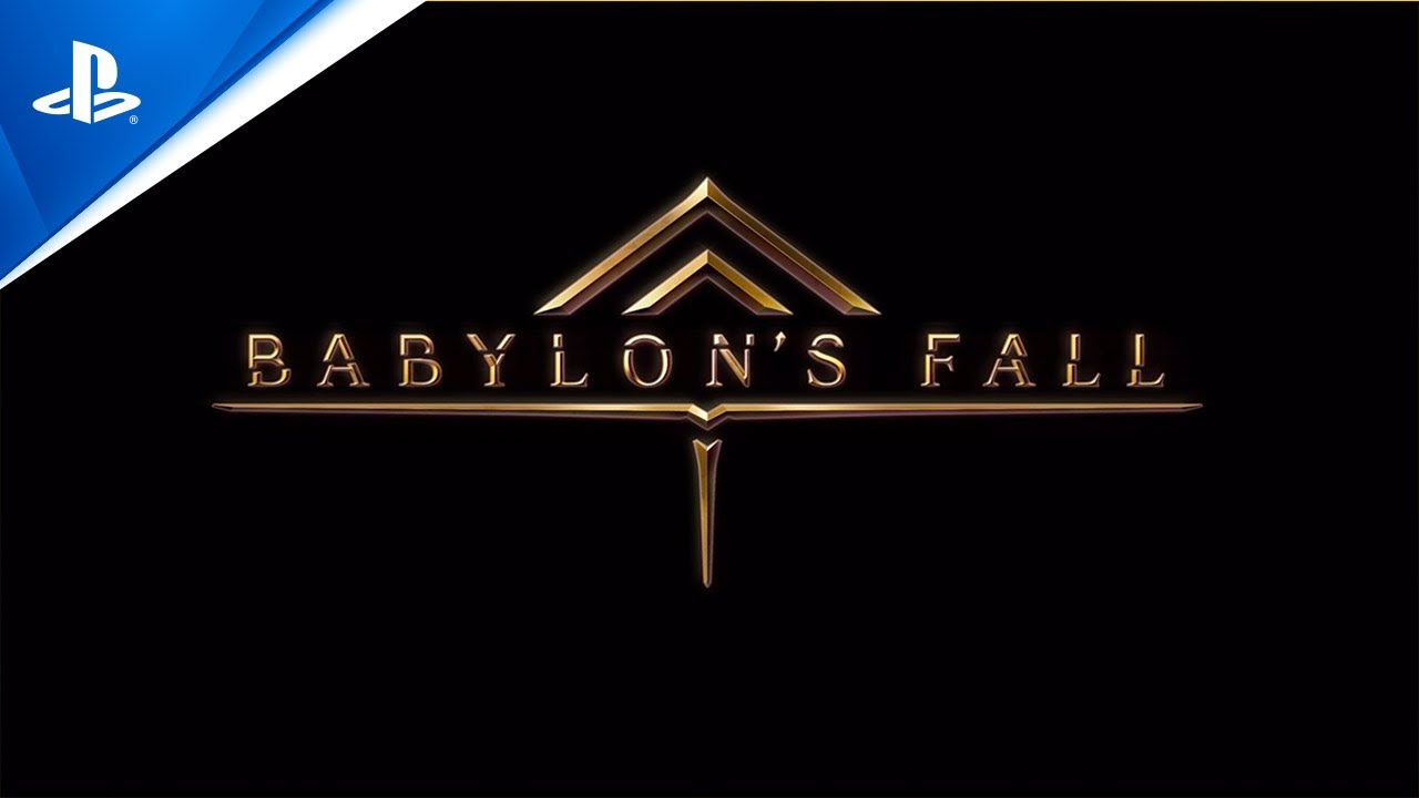 Babylon's Fall E3 2021-trailer