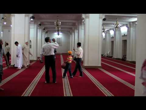 Masjid - Inside Al-Qiblatayn