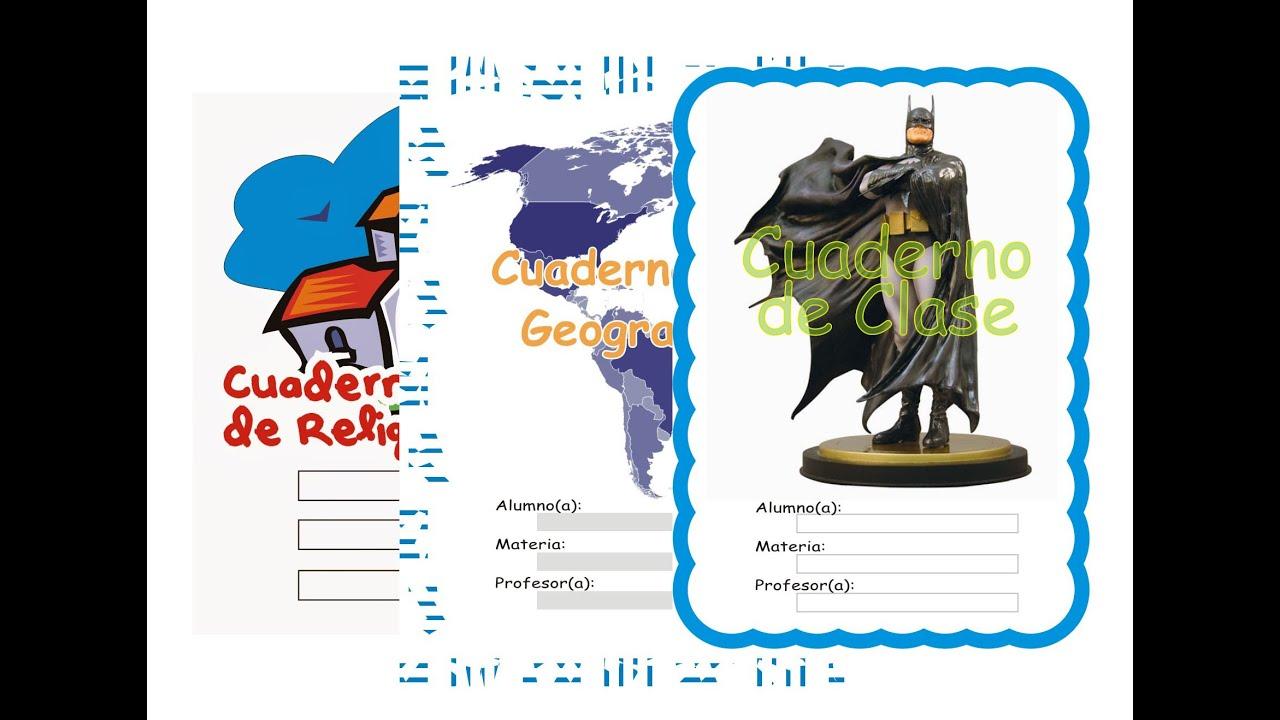 Como Dibujar Un Cuaderno Para Navidad Paso A Paso Dibujos: Dibujos Para Caratulas De Cuadernos Caratulas Para