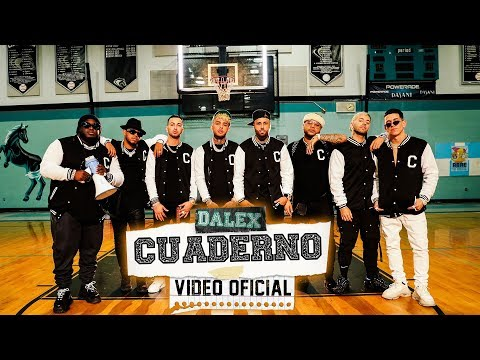 Dalex - Cuaderno ft. Nicky Jam, Justin Quiles, Sech, Lenny Tavrez, Rafa Pabn, Feid (Video Oficial)