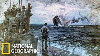 Конвой. Битва за Атлантику: Серия 2: Охота / Hunt | Документальный фильм про Вторую мировую войну