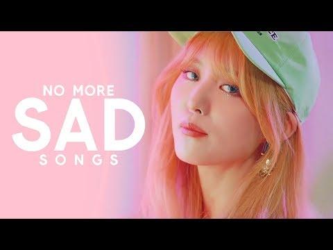 MULTIFEMALE; No More Sad Songs [FMV]   3K SUBS