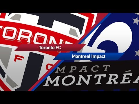 Highlights: Toronto FC vs. Montreal Impact | October 15, 2017