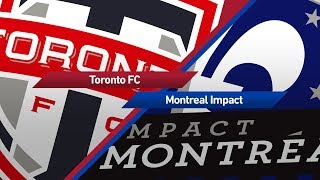 Highlights: toronto fc vs. montreal impact | october 15, 2017