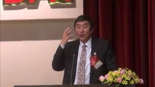 閩僑中學|第37屆畢業禮|沈祖堯教授分享