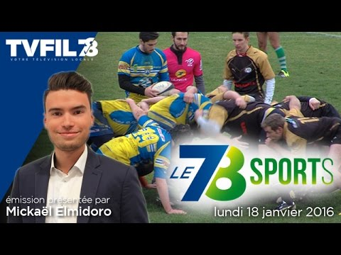 le-78-sports-emission-du-lundi-18-janvier-2016
