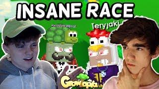 Racing Teryjaki for WANDS?!   Growtopia (@ShadowSurfer)