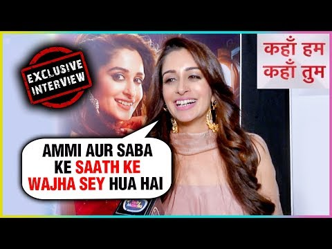 Dipika Kakar Talks About Her New Show Kahan Hum Kahan Tum | EXCLUSIVE INTERVIEW