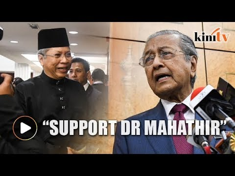 Annuar Musa: We must support Dr Mahathir