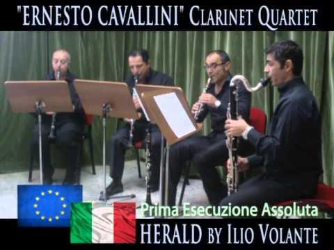 HERALD by Ilio Volante - Ernesto Cavallini 4tet