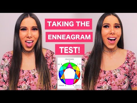 I FAILED THE ENNEAGRAM TEST!!  *MUCH REQUESTED*