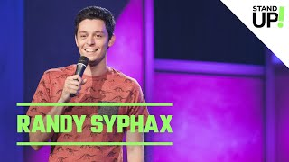 Randy Syphax Does Perfect Impressions of Dave Chappelle and Richard Pryor | Just For Laughs