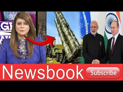 Pakistani Media Reaction After India Russia S-400 Air Defense System Deal