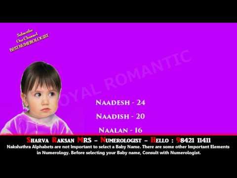 BOY BABY NAME STARTING WITH N 1- 9842111411 - HINDU INDIAN TAMIL SANSKRIT  MODERN LORD GODDESS NAME