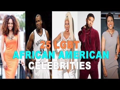 25 LGBT African American Celebrities in Hollywood from YouTube · Duration:  5 minutes