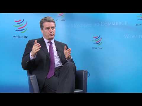Trade Compass (episode 2): An exclusive interview with WTO DG Roberto Azevêdo