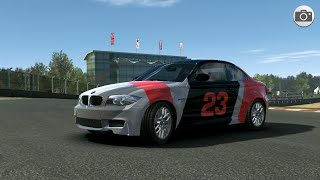 Real Racing 3 - BMW 1M coupe gameplay