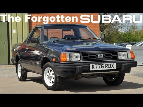 The Subaru BRAT Is The Coolest 4×4 You Forgot About [Brumby/Shifter/MV/284]