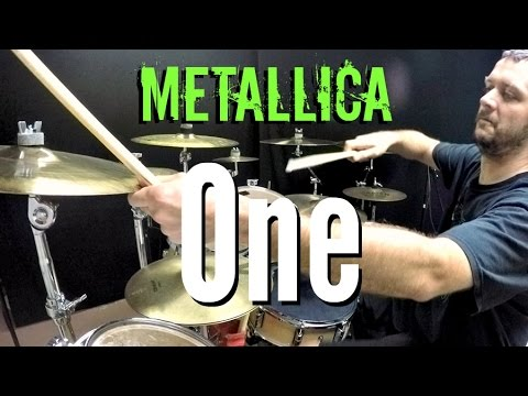 Metallica - One - Drum Cover