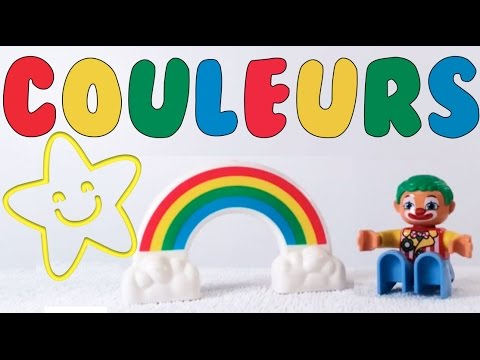 apprendre les couleurs en fran ais avec lego duplo youtube. Black Bedroom Furniture Sets. Home Design Ideas