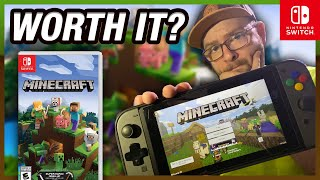 Minecraft for Switch - Is it worth it?