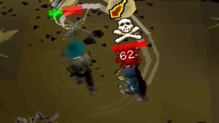 xDanoo Pk vid 17 (Chileno) Deep Wilderness AGS Pure Pking | Old School Runescape