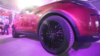Презентация нового Land Rover Discovery в РОЛЬФ!