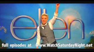 Saturday Night Live 731 (Se 38 Ep 07) Anne Hathaway - Ellen