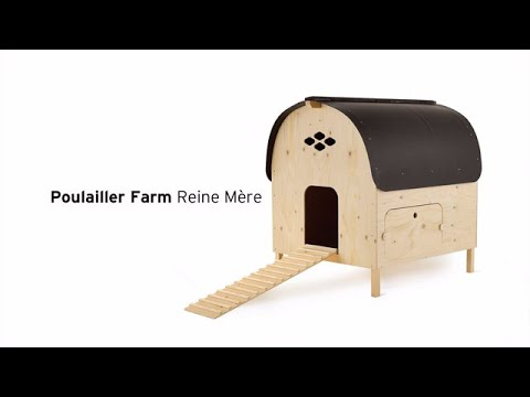 Poulailler farm par reine m re collection capsule 25 ans - Chaise hamac nature et decouverte ...