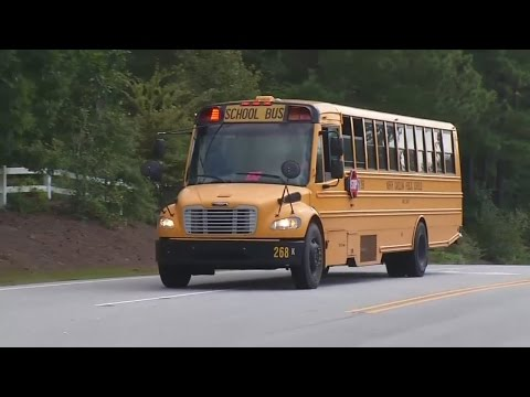 NC Highway Patrol cracks down on school bus stop laws