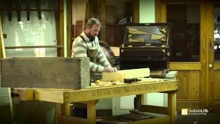 Antique Dovetailed Blanket Chest Restoration Part 3 W/frank Strazza