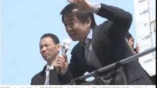 給食に牛乳なぜ?「おっちゃんにも分からん」橋下徹氏、小学生に街頭演説で thumbnail