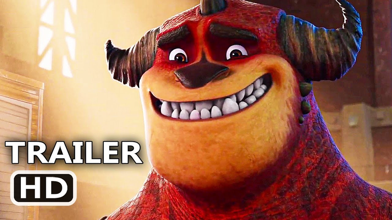 RUMBLE Official Trailer (2021) Animated Movie HD