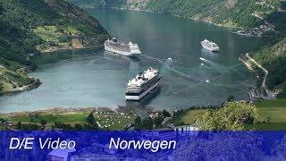 2013 Norwegen Teil 7/11 Sognefjellet - Geiranger