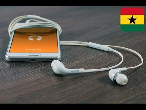 Radios de Ghana