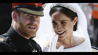 Meghan & Harry: are changing places