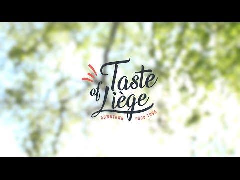 Taste of Liege,  Downtown Food-Tour