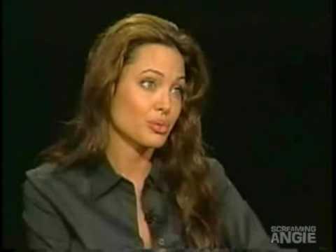 ANGELINA JOLIE * BEYOND BORDERS * INTERVIEW-1