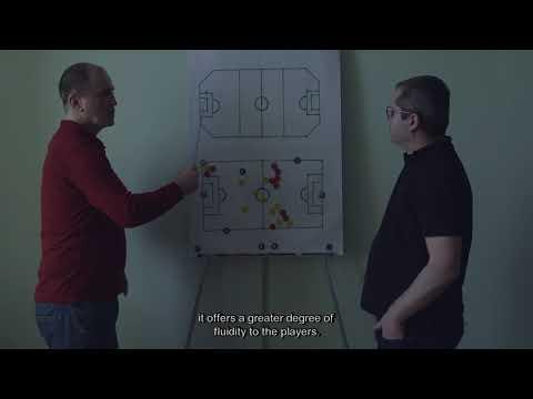 CineDOC-Tbilisi 2018   Trailer   Infinite Football by Corneliu Porumboiu