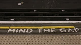 London Underground: The Mother of all Gaps
